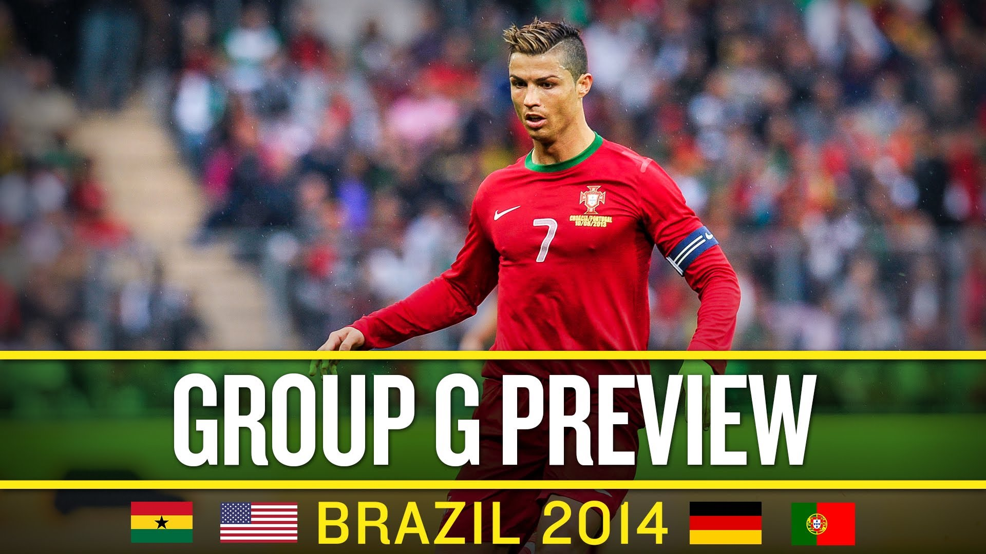 2014 World Cup: Group G Preview